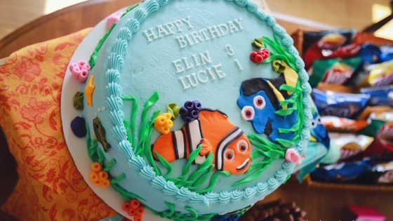 Tremendous How To Throw The Ultimate Nemo Dory Birthday Party Simply Funny Birthday Cards Online Inifodamsfinfo