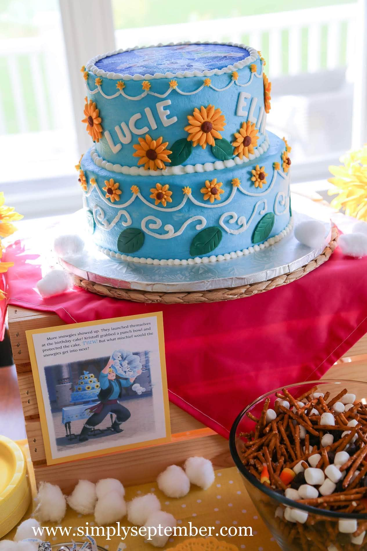 How To Plan The Ultimate Frozen Fever Birthday Party