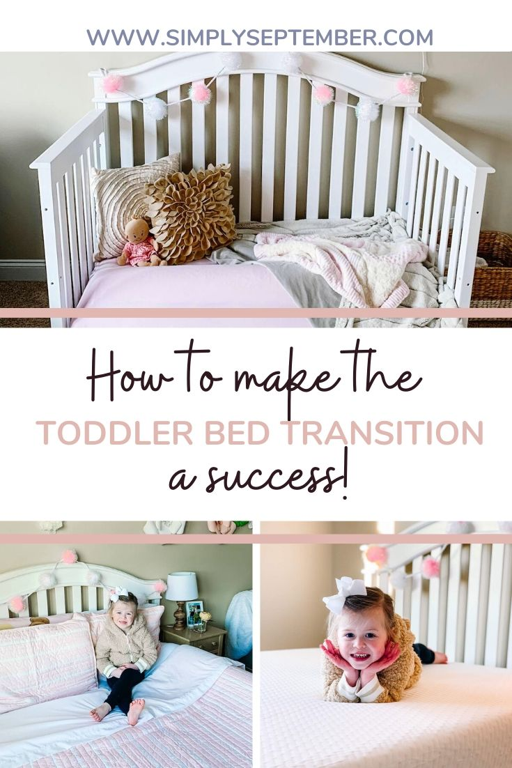 Toddler Bed Transition A Success, When To Switch From Crib Bed